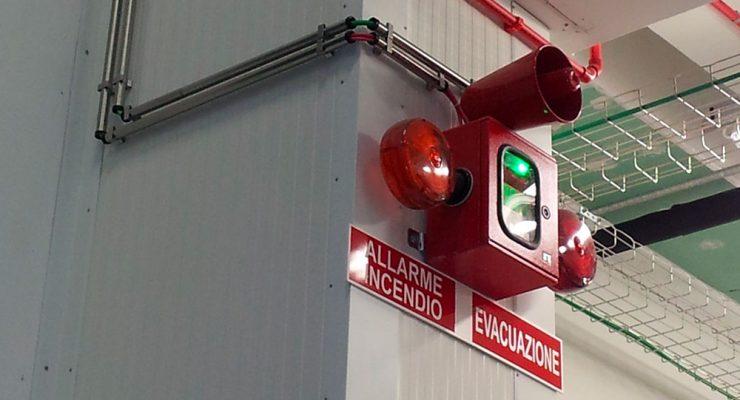 evacuazione sistemi