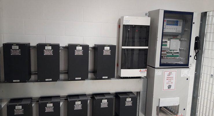 sistemi rilevatori gas